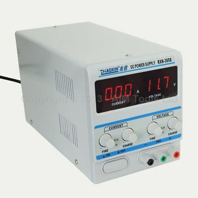 DC 0 - 30V Electronic Precision Adjustable Power Supply