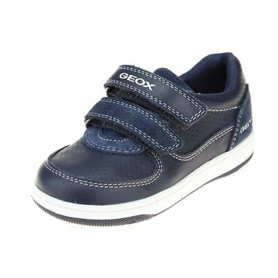GEOX JUNIOR BOY GIRL SNEAKER SHOES CASUAL B FLICK B G B5437G