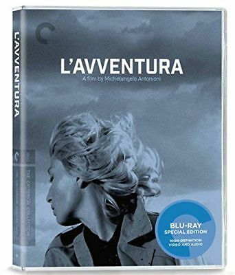 L�Avventura - Criterion Collection Blu-Ray [Uk] New Bluray