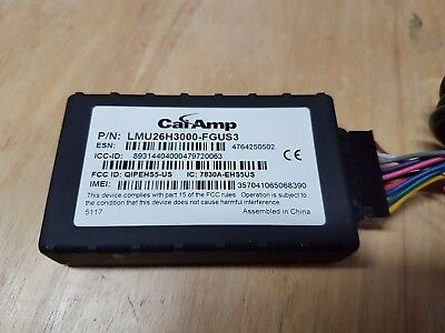 New Cal Amp CalAmp LMU26H3000-FGUS3 LMU-2630 Fleet Tracking Unit