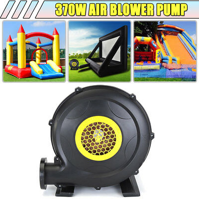 370W AC 220V 850PA Air Blower Pump Duster Blower Fan for Inflatable Movie Screen