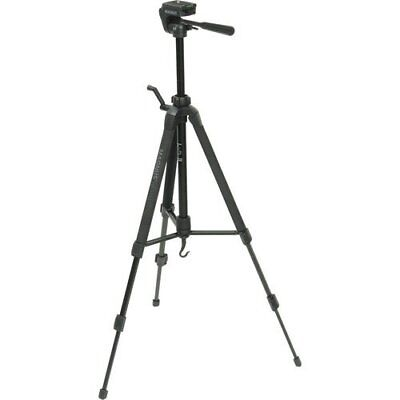 USED Magnus DX-3310 Deluxe Photo Tripod MISSING QUICK RELEASE HEAD Free Shipping