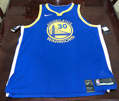 8e766161a53 LIMITED GOLDEN STATE Warriors Stephen Curry Authentic Nike White ...