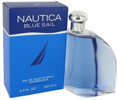 NAUTICA BLUE SAIL by Nautica cologne for men EDT 3.3 / 3.4 oz New in Box