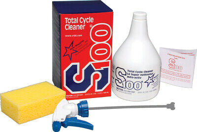 S100 12001B Total Cycle Cleaner Deluxe Set