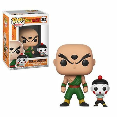 Funko POP! Animation - Dragon Ball Z: Tien and Chiaotzu Figure #384 (IN STOCK)