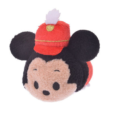 Disney Store Japan 90th 1955 Mickey Mouse Club Mini Tsum Plush New with Tags