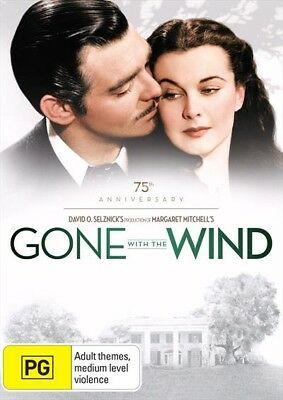 Gone With The Wind - 75th Anniversary Edition, DVD