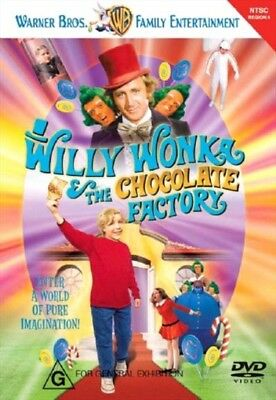 Willy Wonka And The Chocolate Factory, DVD
