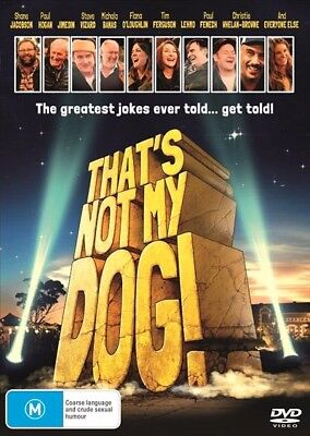 That's Not My Dog!, DVD