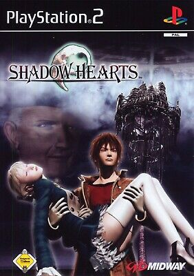 PS2 / Sony Playstation 2 Spiel - Shadow Hearts mit OVP