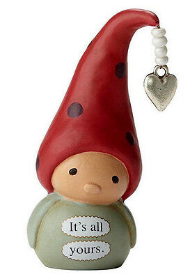 Bea's Wees~It's All Yours~Heart On Chain Mini~Valentines~Natalie Kibbel~4044137