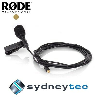 New Rode Lavalier Lapel Microphone
