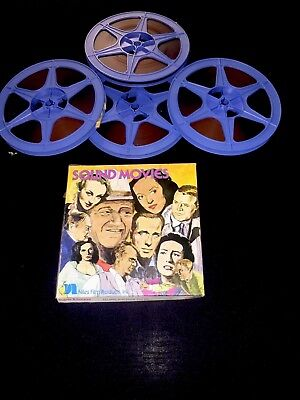 """Alfred Hitchcock """"The Man Who Knew Too Much"""" Super 8mm Niles Film Products"""
