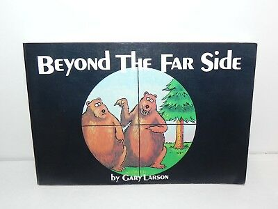 BEYOND THE FAR SIDE by GARY LARSON ~ Collection #2 - FREE SHIPPING