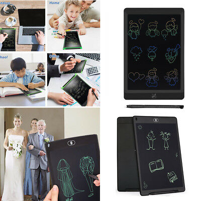 Electronic Digital LCD Writing Drawing Tablet Pad Graphic eWriter Boards Notepad