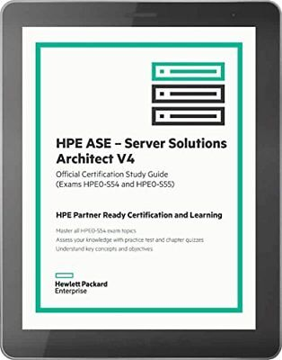 HPE0-S54  Designing HPE Server Solutions