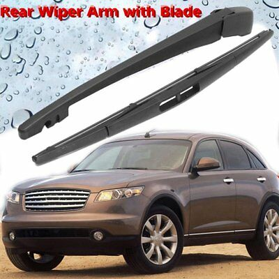 Rear Wiper Arm and Blade For INFINITI FX 35 FX45 2003 204 2005 2006 2007 2008 S#