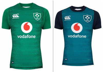 2018/19 Ireland Home/Away Rugby Jersey size: S-3XL