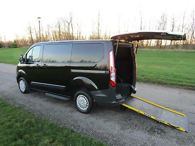 2015 Ford Transit Tourneo Custom 2.2 Tdci WHEELCHAIR ACCESSIBLE DISABLED VEHICLE
