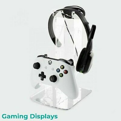 Xbox One Controller and Headset Display Stand, Gaming Displays, Headphone Stand
