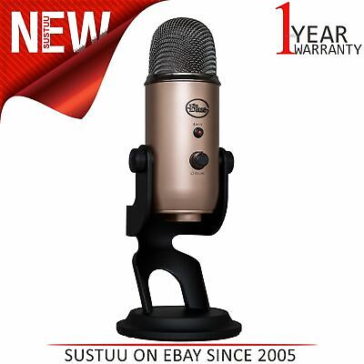 Blue Yeti Professional USB Microphones│For Recording & Streaming│Aztec Copper