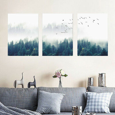 Landscape Nature Painting Canvas Print Modern Art Picture Home Wall Decor new