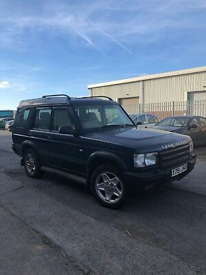 Discovery TD5 2001