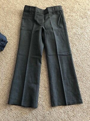 M&S Girls School Trousers Age 6 Years