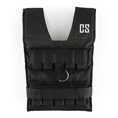 [B-Stock] Weight Vest Gym Body Weighted Running Fitness Training Strength