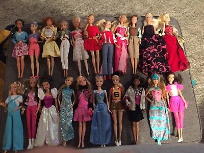 Barbie Doll Lot Of 51