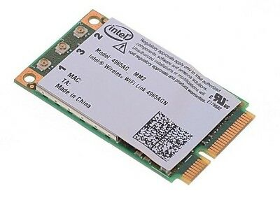Intel WIRELESS WiFi Link 4965AGN MM2 MiniPCI Adapter 802.11 a b g n WLAN