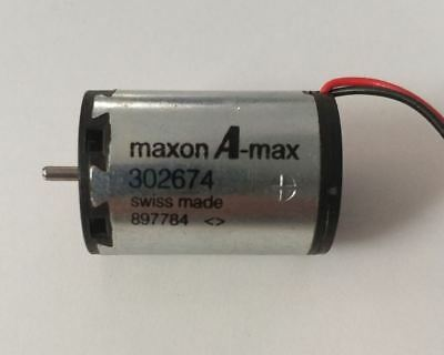 MAXON A-max MOTOR 302674 SWISS MADE 897784