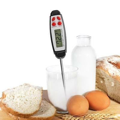 Waterproof FDA Probe Electronic Food Thermometer BBQ Meat Digital Thermometer