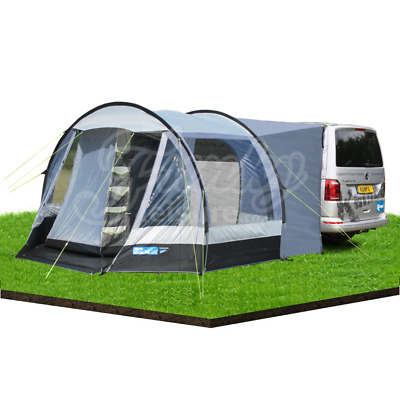 Kampa Travel Pod Mini Drive-Away Awning with inner tent for Smaller Campervans