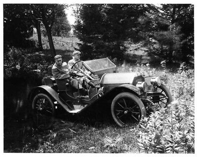 1911 Hudson 20 Roadster ORIGINAL Photo Negative nad5601