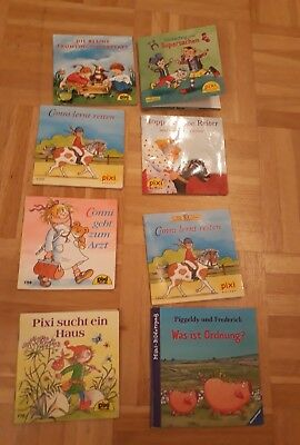 8 Pixie Bücher Conni & Co.  ***