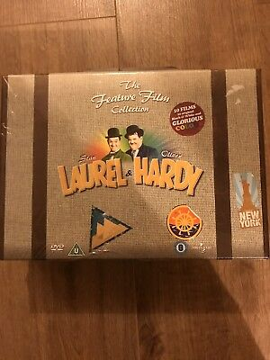 Laurel and Hardy Feature Film Collection