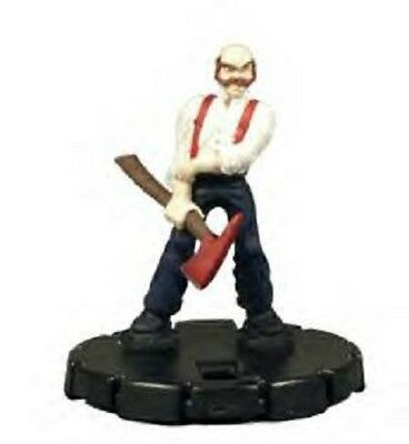 Horrorclix Freakshow - FIREFIGHTER Rookie #073