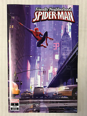 Friendly Neighborhood Spider-Man #1 - 1:10 Animation Variant! VF/NM