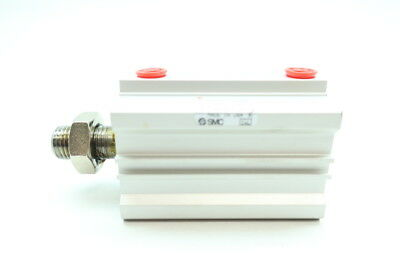 Smc CDQ2A32-40DM Double Acting Pneumatic Cylinder 32mm 40mm 145psi