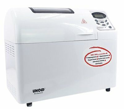 Unold 68511 Backmeister Extra Brotbackautomat