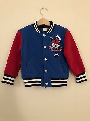 Nickelodeon Baby Boy Blue Marshall Jacket 18-24 months