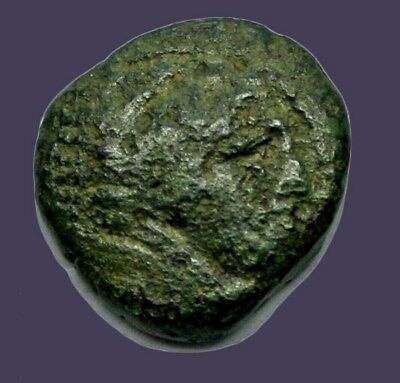 Archaios | King of Macedon Alexander the Great Herakles / Bow Case Club B-A AE17
