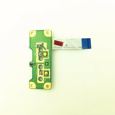 """683549-001 HP PC POWER BUTTON BOARD WITH CABLE /""""GRADE A/"""""""