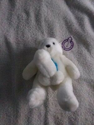 Weenie the Erection Collection Rare Ice Pube the Polar Bear Plush Adult Gag Gift