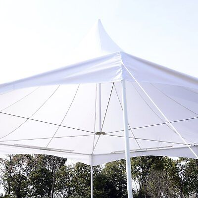 Pagoda Party Tent w/ Removable Sidewalls Wedding Outdoor Gazebo Canopy E4O9