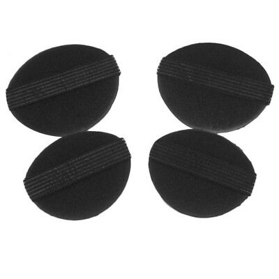 4PCS Hair Pad Volume Foam Boost Invisible Sponge Base Fluffy Bump Up Puff Insert