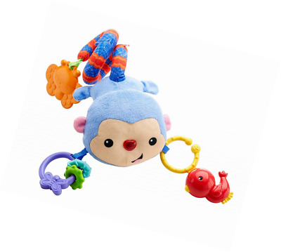 Fisher-Price Monkey Balade Funny toy for stroller musical and light, hoche