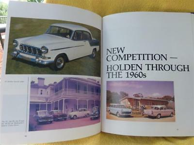 book holden-australias own